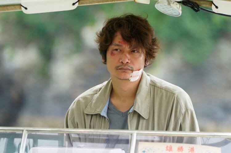 白石和彌導演電影《重生之海》香取慎吾。