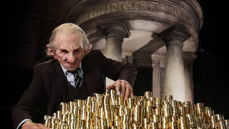 影史母湯企業:史上最安全的獨門獨戶銀行 (上) 說到發大財,怎能不提到哥布林當家的「古靈閣巫師銀行」首圖