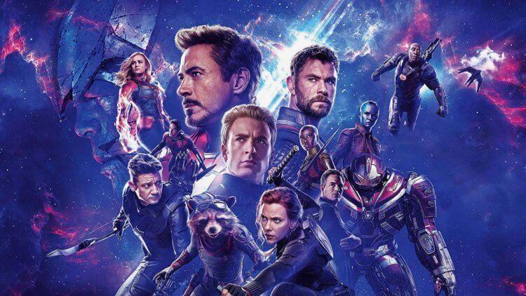 集結鋼鐵人、美國隊長等超級英雄,羅素兄弟導演的《復仇者聯盟 4:終局之戰》劇照。