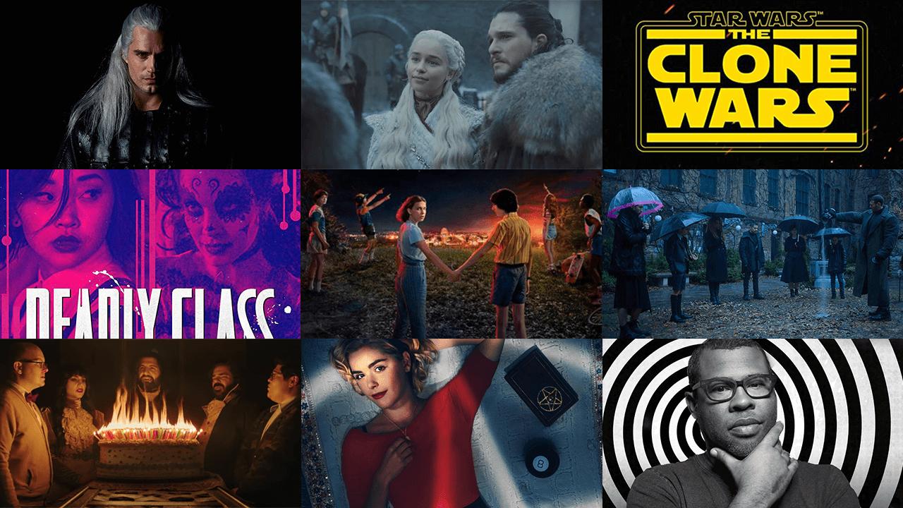 《怪奇物語 3》《雨傘學院》等 9 部 2019 年全新影集,哪些讓你最期待?首圖