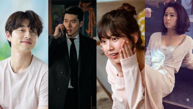 2020韓國蓋普洛演員前十民調出爐,韓國民眾心目中好感度最佳電視劇演員是「她」!首圖