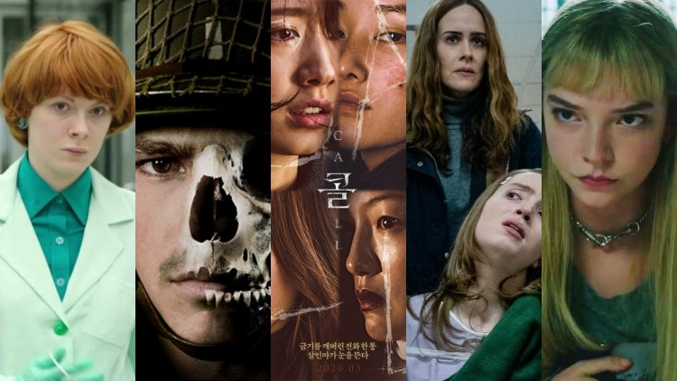 2020 最令人難忘的恐怖電影(下):苦澀與無奈,並沒有扼殺恐怖創作者的創意及行動力首圖