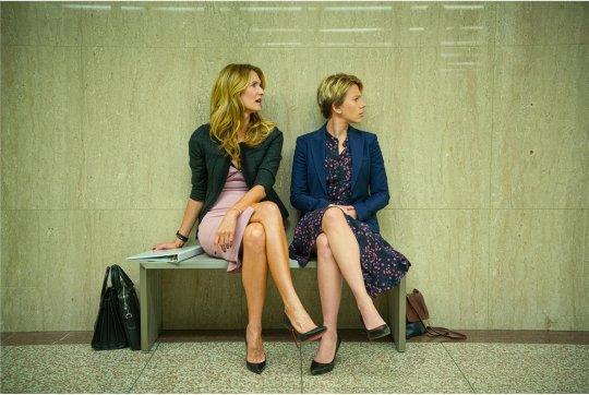 史嘉蕾喬韓森以兩部電影同時入圍女主角以及女配角。