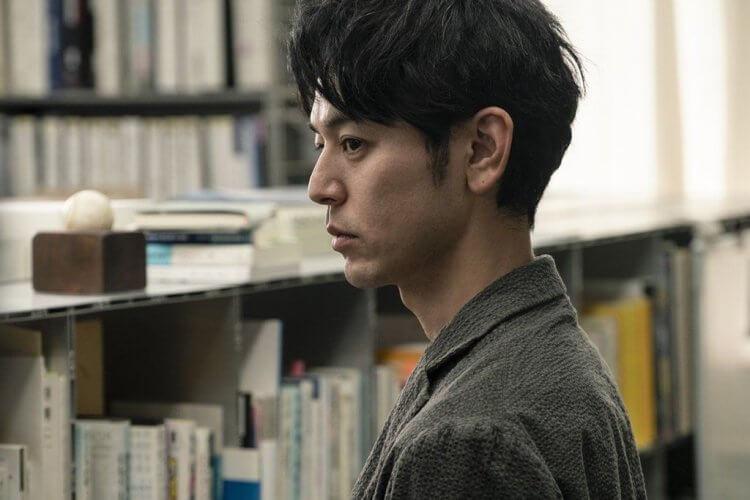 日本電影《慾火烈愛》劇照。