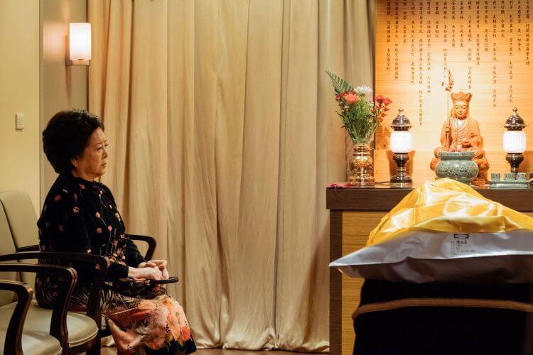 陳淑芳演出電影《孤味》靈魂人物,戲分最吃重卻是最有活力。