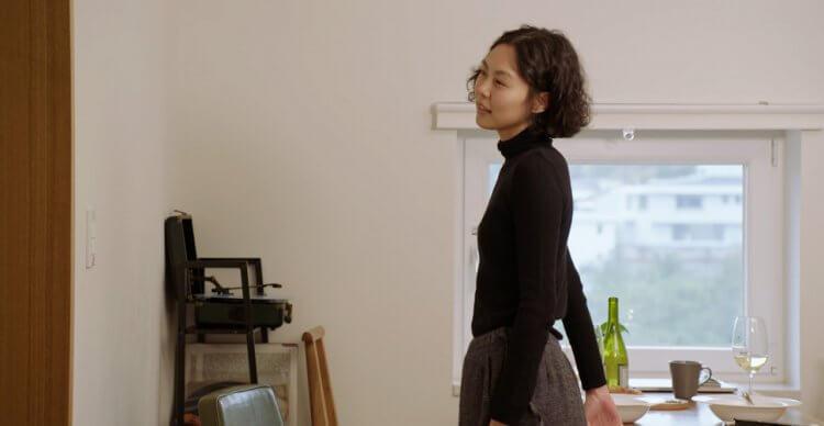 《逃亡的女人》金珉禧。
