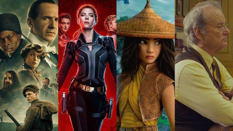 好擠啊!迪士尼 2021 年定檔一覽表:《黑寡婦》、《金牌特務:金士曼起源》、《上氣》等 18 部電影檔期整理首圖
