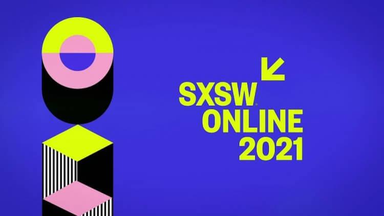 美國「西南偏南藝術節」(SXSW) 首度改為線上舉行。