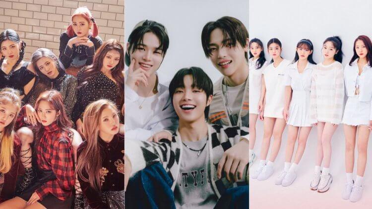 盤點那些 2021 出道的 K-pop 新團體:BTS 師弟團、完美的存在、台灣籍成員!首圖