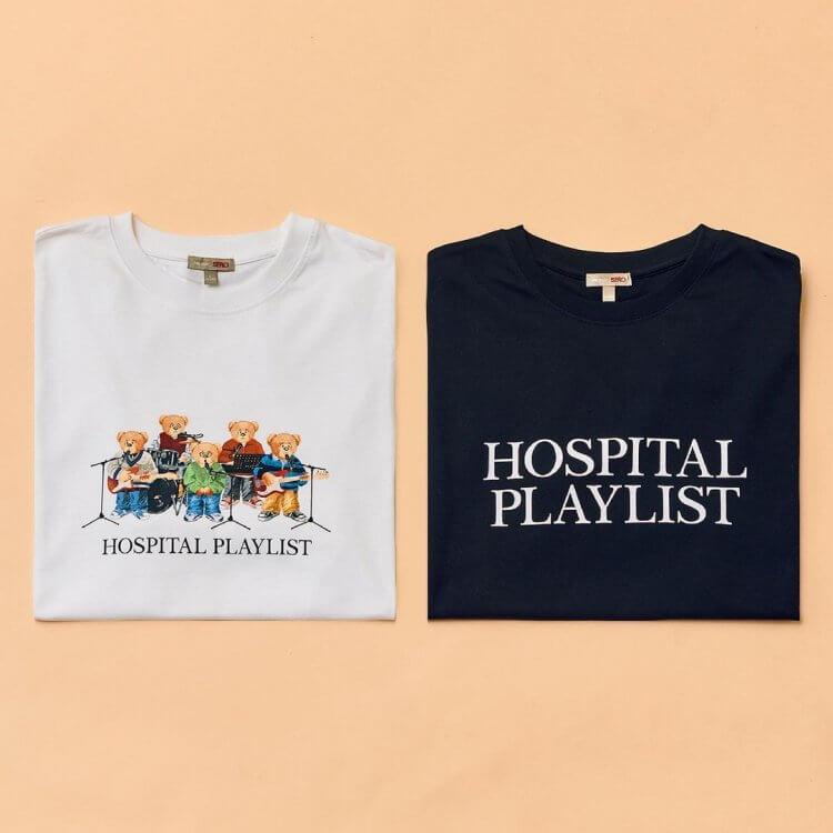 SPAO與《機智醫生生活》推出「Mido and Falasol樂團」、「劇名款」T-Shirt