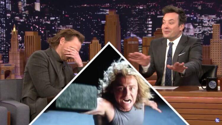 也太害羞!湯姆希德斯頓當年試鏡雷神索爾影片遭「起底」,湯姆看到秒變「抖」森首圖