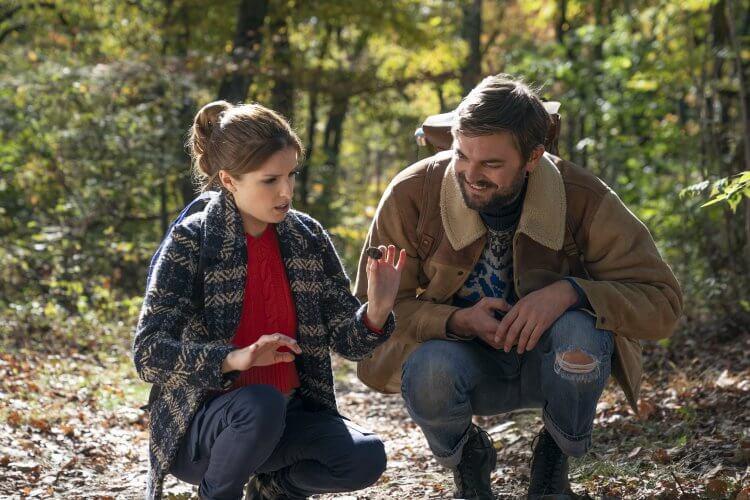 安娜坎卓克主演電影《愛情,很有關係》劇照。