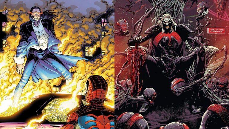 蜘蛛宇宙不需要薩諾斯!這兩位敵人比薩諾斯還要讓小蜘蛛頭痛!