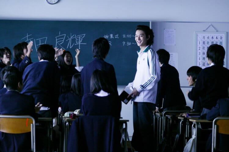 《告白》岡田將生。