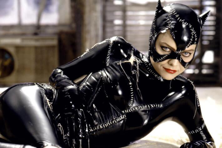 蜜雪兒菲佛 的經典 貓女 造型,讓 派頓瑞德 決心在《 蟻人與黃蜂女 》讓她演出初代 黃蜂女 。
