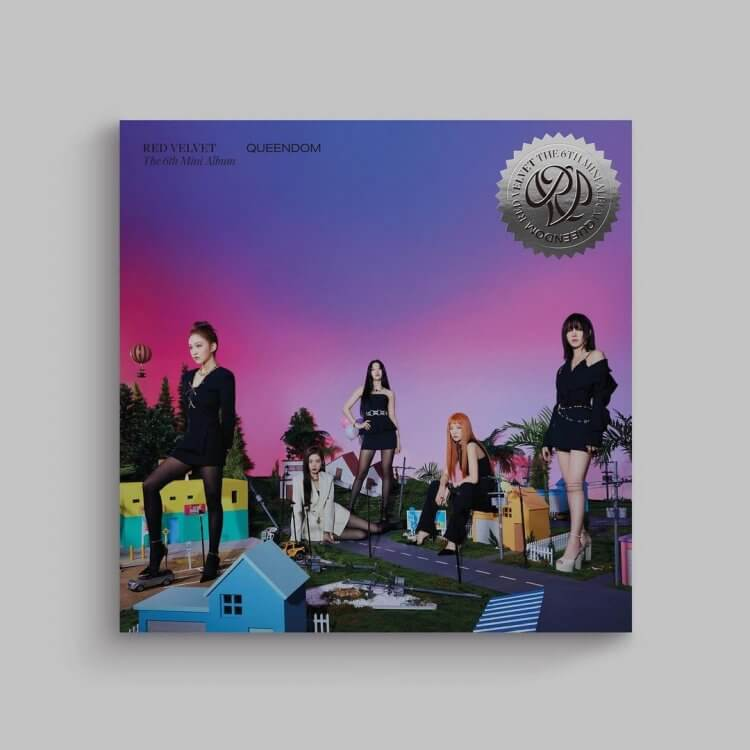 Red Velvet《Queendom》迷你專輯