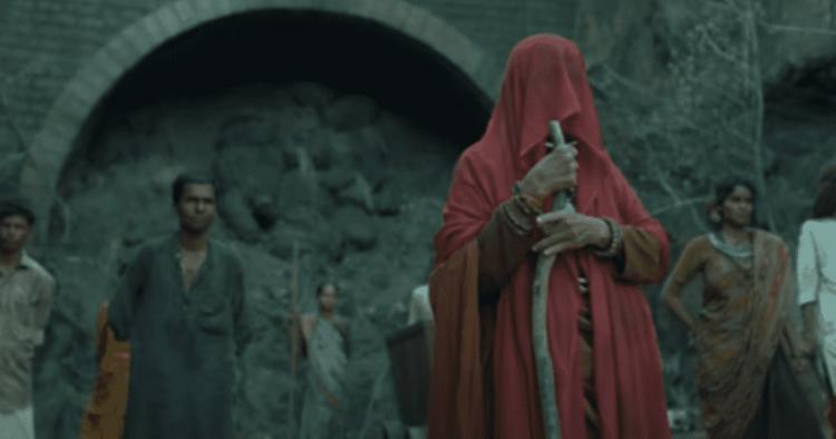 《紅衫活屍軍》劇照。