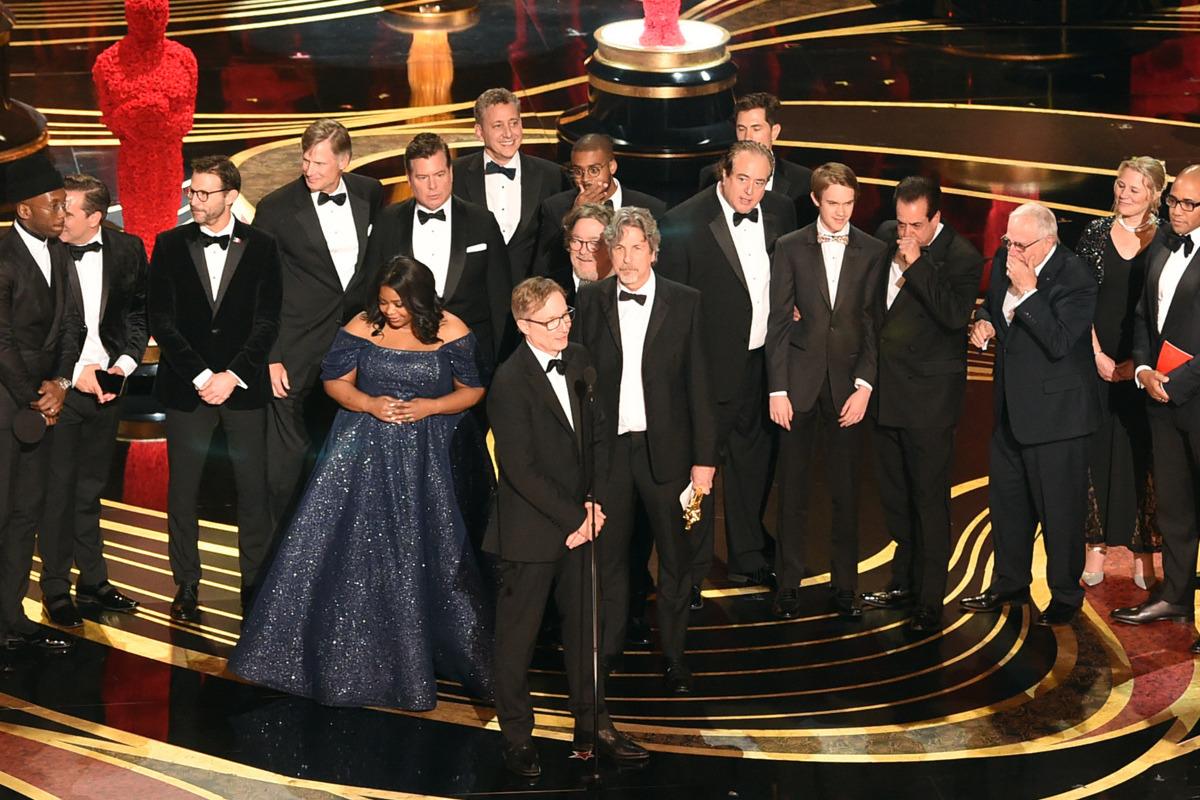 2019 年第 91 屆奧斯卡「最佳影片」獎由《幸福綠皮書》奪下。