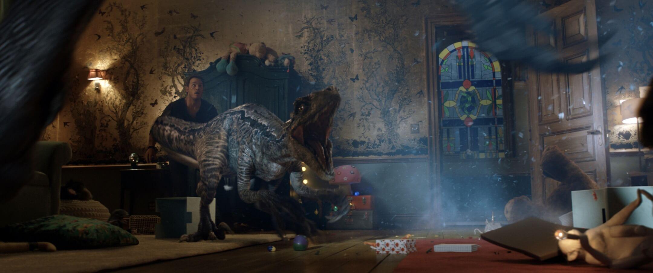 侏羅紀世界 殞落國度 恐龍