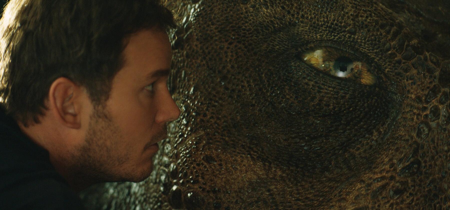 侏羅紀世界 殞落國度 克里斯普拉特 恐龍