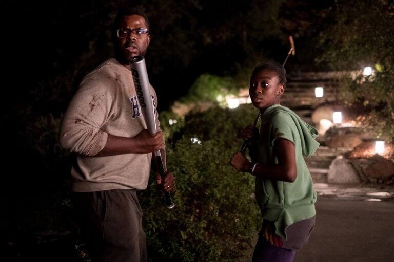 喬登皮爾《我們》電影中,主角一家人將對抗相對於自己的另一組敵人,致命威脅如影隨形──