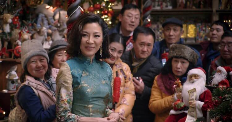 《去年聖誕節》楊紫瓊也有參與演出。