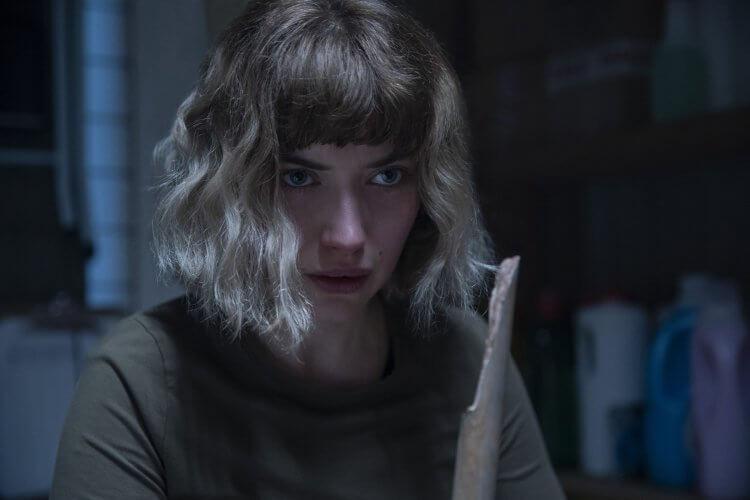 《 黑色聖誕節 》找來因為演出《28週毀滅倒數:全球封閉》打出名度的女星伊莫珍波茨 (Imogen Poots) 主演。