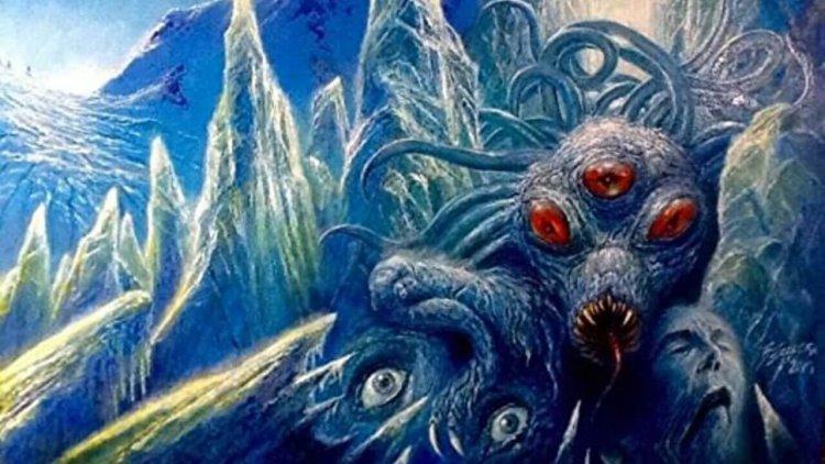 布倫屋接手!恐怖經典再次甦醒:揭秘《突變第三型》的未公開手稿《冰凍地獄》首圖