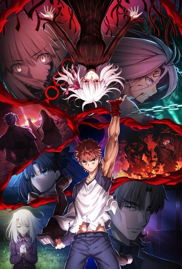 日本人氣動畫《Fate/stay night》三部曲劇場版即將推出終章《Fate/stay night [Heaven's Feel] III. 春櫻之歌》,然而遭到疫情影響將延後上映。
