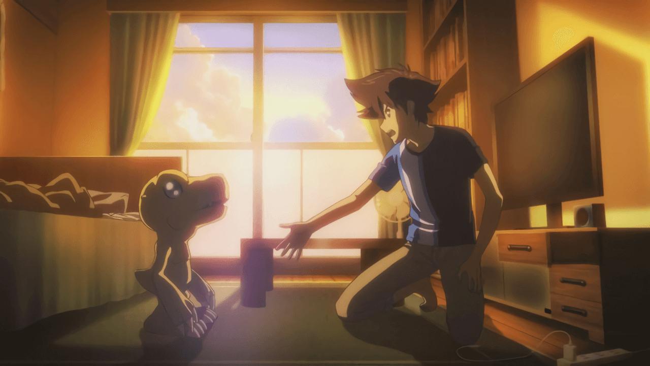 太一與亞古獸最後的冒險!《數碼寶貝LAST EVOLUTION 絆》動畫電影4/24 ...