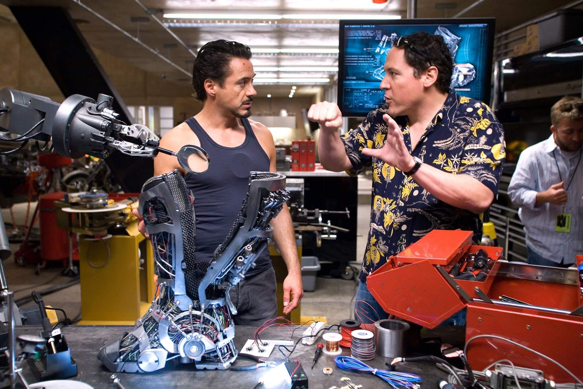 【復仇者聯盟】漫威電影十週年 《鋼鐵人》導演強˙法夫洛EW訪談 回顧漫威電影宇宙的光榮起點