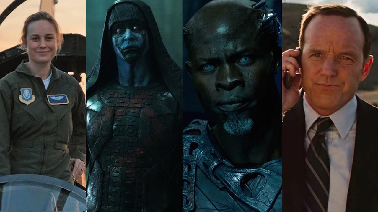 《驚奇隊長》演員陣容 Marvel正式發表