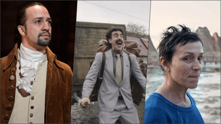 2021 年第 78 屆金球獎電影入圍名單揭曉,各大獎項猜測(下):2020 年最佳喜劇電影,是最獵奇的那一部嗎?首圖