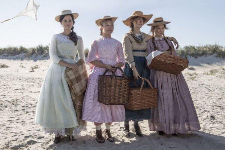 《她們》是葛莉塔潔薇 (Greta Gerwig) 獨立執導的第二部劇情長片。