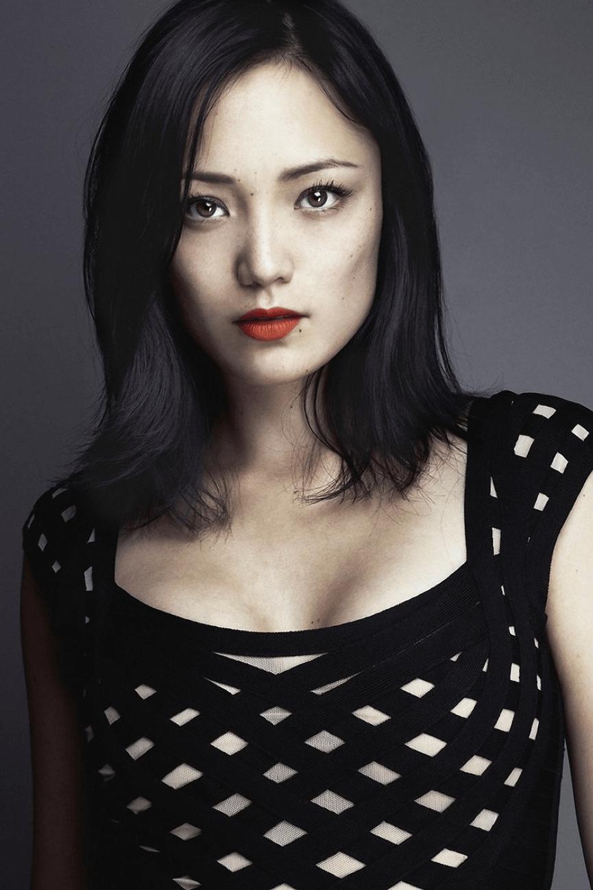 飾演 電影 星際異攻隊 螳螂女 一角的 女演員 龐克萊門捷夫