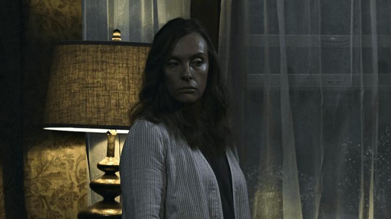 由東妮克莉蒂領銜主演的恐怖片《宿怨》。
