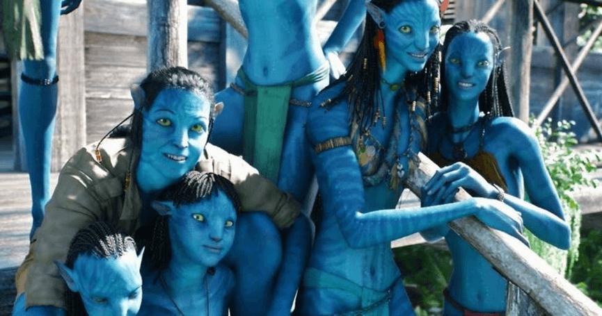 所以 卡麥隆 的規劃中, 阿凡達 Avatar 續集 裡應該會有很多藍色小寶寶?
