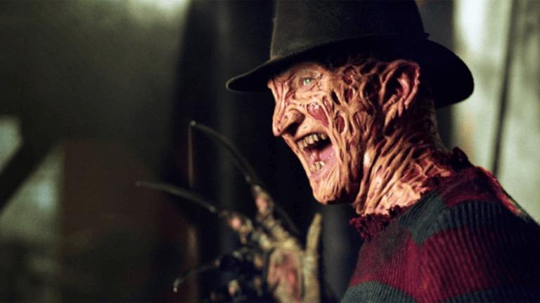 《半夜鬼上床》(A Nightmare on Elm Street) 中的辣手殺人魔:鬼王佛萊迪。
