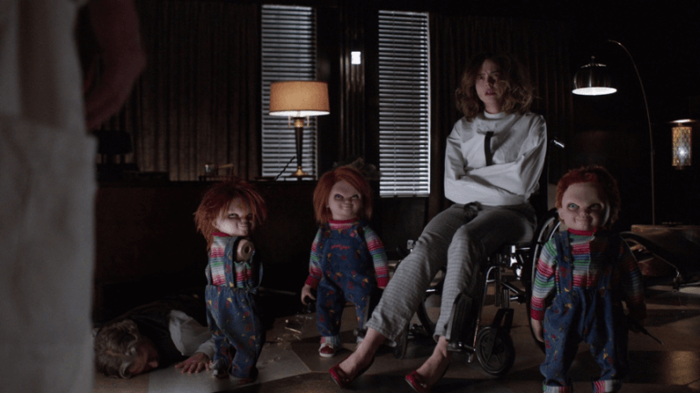 《鬼娃森 77》(Cult of Chucky) 劇照。