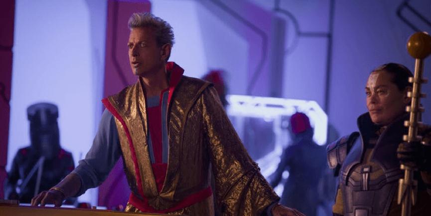 在《雷神索爾 3 : 諸神黃昏 》中, 展現強大能力的 宗師 ,是否能代替超級英雄們抵抗 薩諾斯 呢?