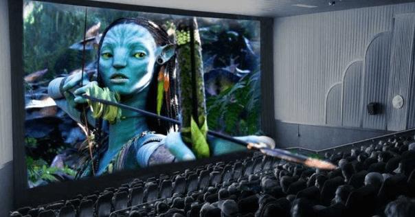 《阿凡達》(Avatar) 。