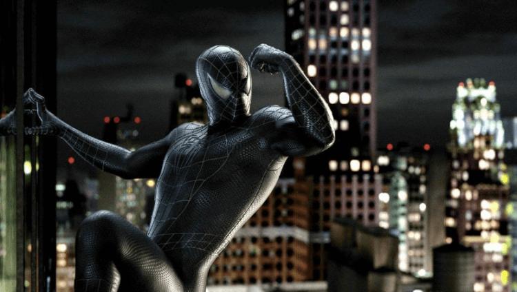 陶比麥奎爾主演《蜘蛛人》三部曲中,《蜘蛛人3》評價最差。