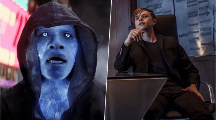 延續首集聲勢,《蜘蛛人驚奇再起2: 電光之戰》電影中力邀影帝傑米福克斯 (Jamie Foxx) 飾演電光人 ,丹恩迪漢飾演「小綠魔」。