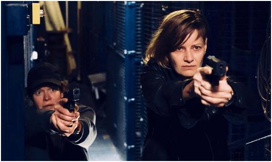 波蘭犯罪驚悚電影《危城謎殺》劇照。