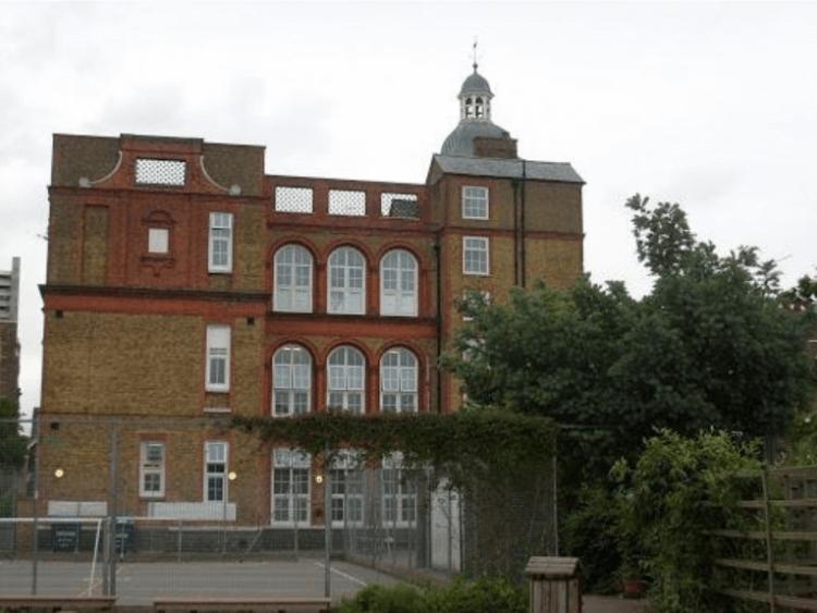 位於格林威治的梅利狄恩小學。