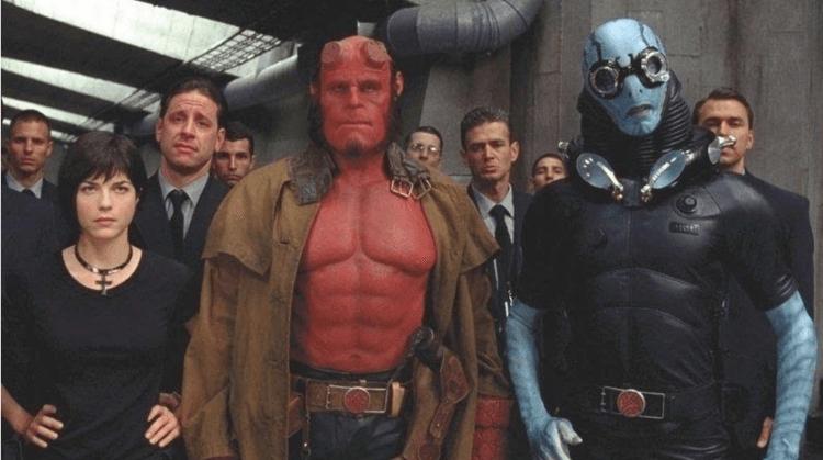 《地獄怪客 2:金甲軍團》劇照。