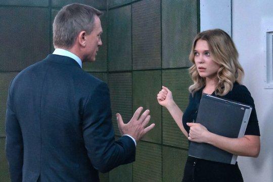 受肺炎影響將延至 2020 年 11 月上映的電影《007:生死交戰》中,將是丹尼爾克雷格最後一次飾演詹姆士龐德。