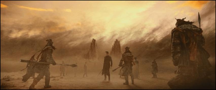 《 與神同行:最終審判 》 陰間使者-江林