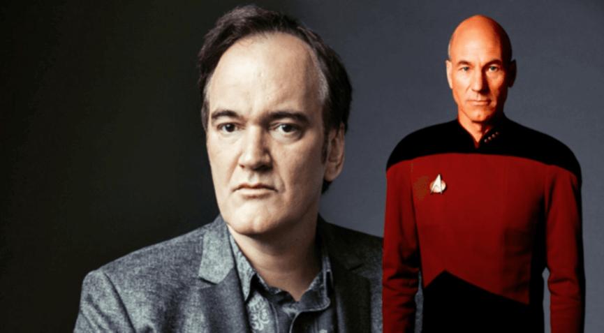 昆汀塔倫提諾 即將執導新一集《 星際爭霸戰 》(Star Trek) 電影。