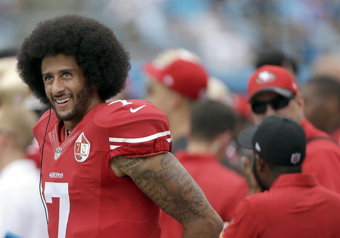 NFL 四分衛「柯林卡佩尼克」即將與迪士尼合作自身紀錄片。